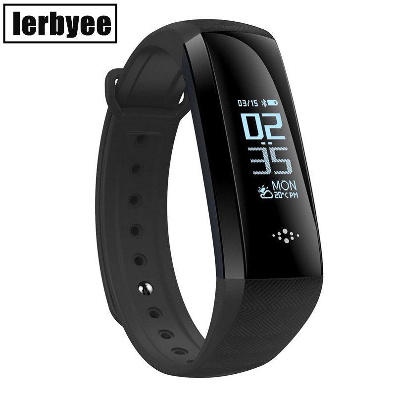 Smart Band,Waterproof Smart Watch Fitness Tracker Activity Wristband HR SPO2 Monitor Pedometer Sleep Monitor Smart Bracelet
