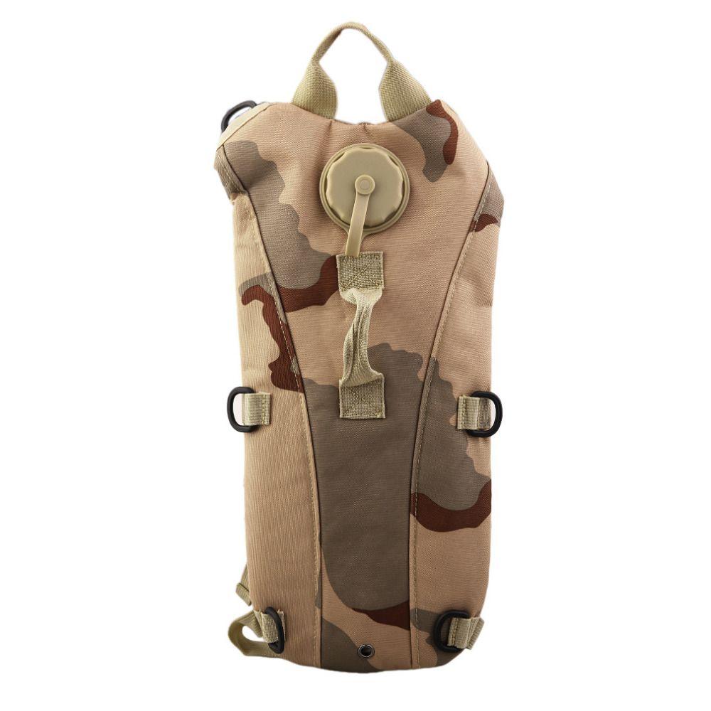3L Outdoor Sports Digitale Wüste Camo Wasser Tasche Rucksack TPU Trinksystem-blasen-wasser-beutel-beutel Camping Wandern Fahrrad Wasser Tasche