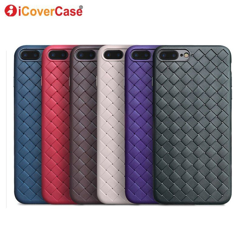 100Pcs/lot Super Soft Case For iphone 6 6s 7 8 plus iphone X Original Fashion Case Silicone phone Cover 6 colors DHL Shipping