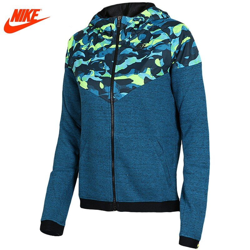 Authentic Nike frauen winter sport freizeit jacke 687602-482-037