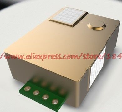 Free shipping MH-Z19 MH-Z19B CO2 Carbon dioxide gas sensor serial output non dispersive infrared