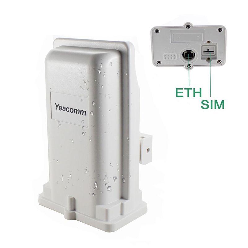 Freies Verschiffen! YF-P11 outdoor 4g CPE router access point bridge LTE 150 M mit 8dbi eingebaute antenne