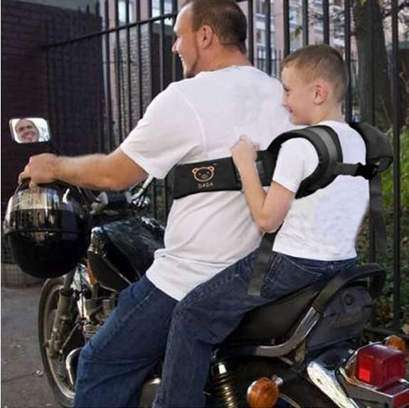 New arrive Children's motorcycle seat belt New electric vehicle safety harness Straps More secure safety suspenders Accessories