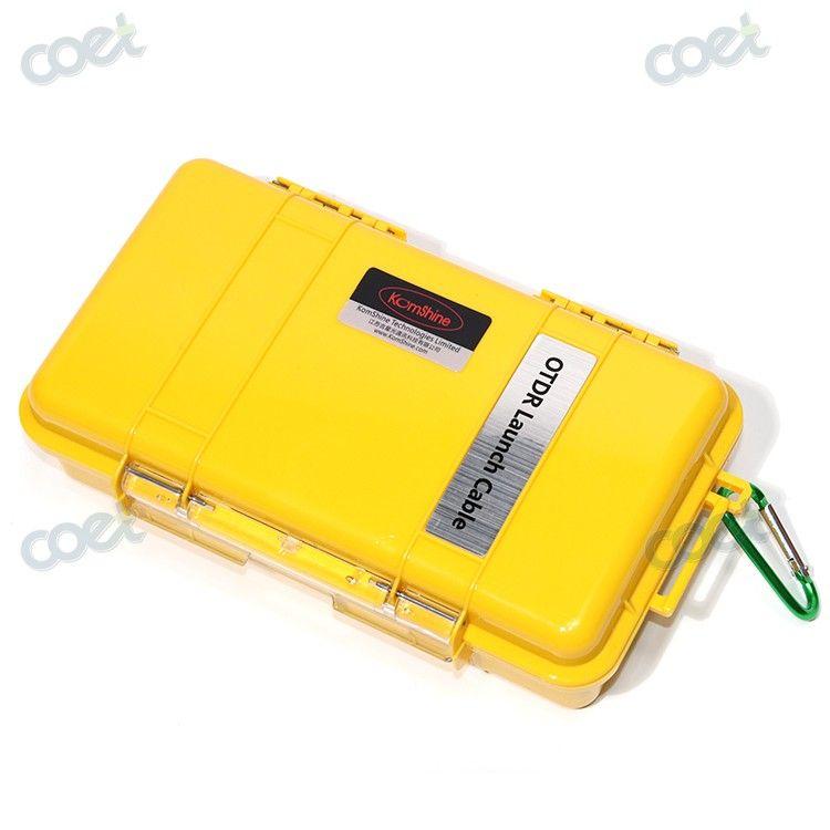 2km SM 1310/1550nm OTDR Dead Zone Eliminator, Fiber Optic OTDR Launch Cable Box