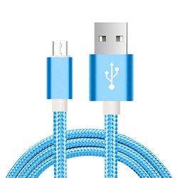 Carga rápida Cables USB micro USB Cable teléfono móvil Android Data Sync cable cargador para Samsung A7 S7 para xiaomi 1 m/2 m/3 m cable