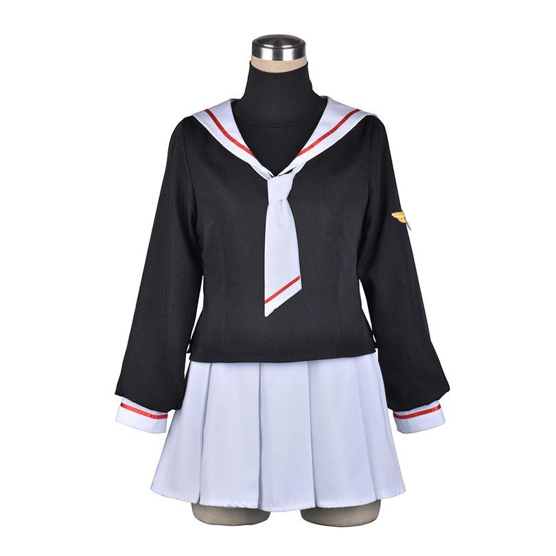 Cardcaptor Sakura Kinomoto Sakura Cosplay Costume , Perfect Custom for You !