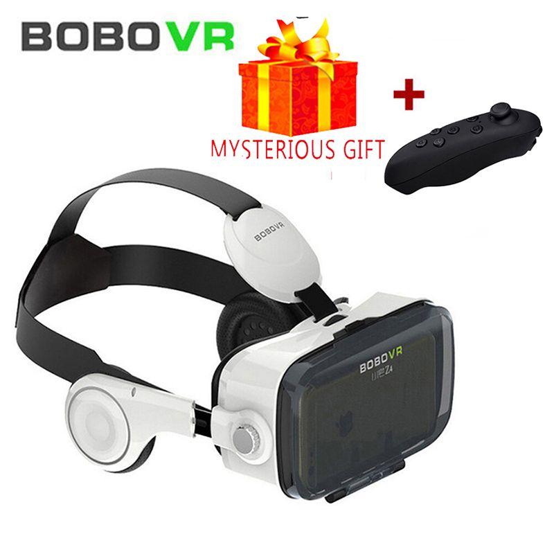 Xiaozhai Bobo VR bobovr Z4 видео 3 D gerceklik Google cardboard виртуальной реальности очки 3D Очки смартфон Шлемы-гарнитуры len