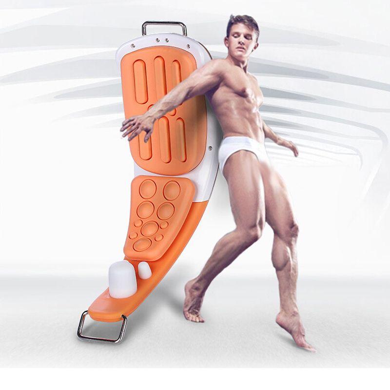 Sex Toys Ultrasound Magnetic Penis Erectile Extender Exercise Trainer Vibrator for Male Testis Stimulate Massage Penis Enlarger