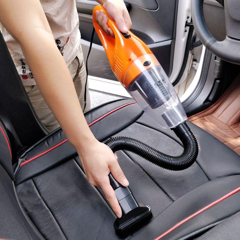 Draagbare Auto Stofzuiger Nat en Droog Dual gebruik Super Zuig 120 W auto Stofzuiger
