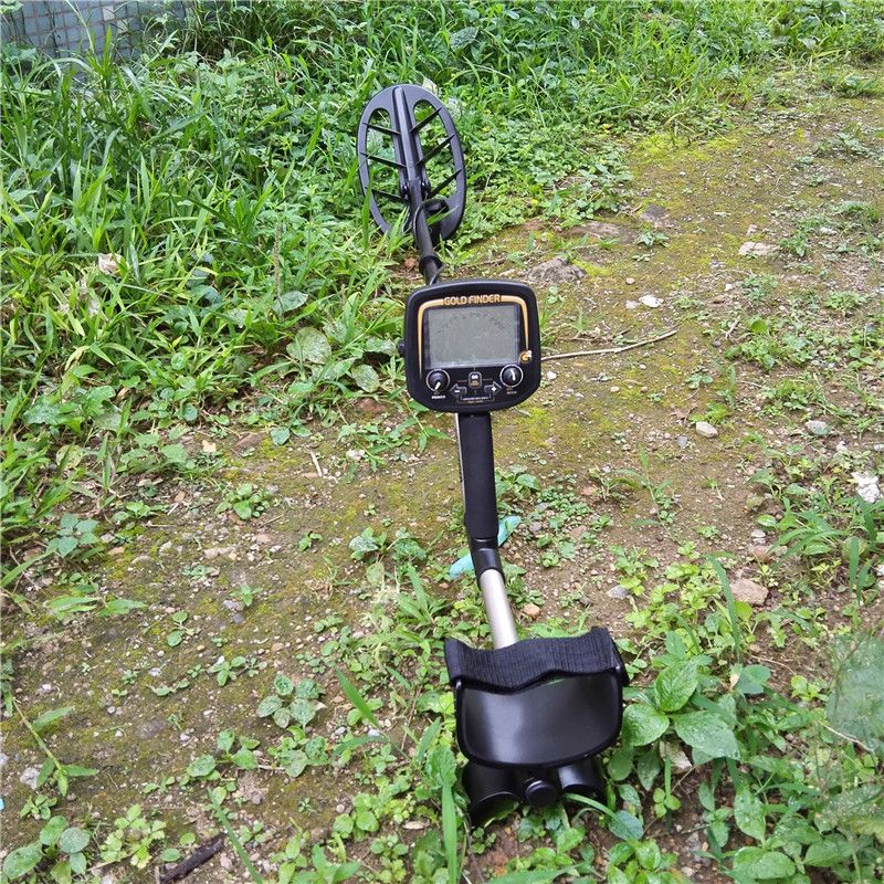 High Performance pulse induction gold finder metal detector high depth gold metal detector for silver under ground scanner