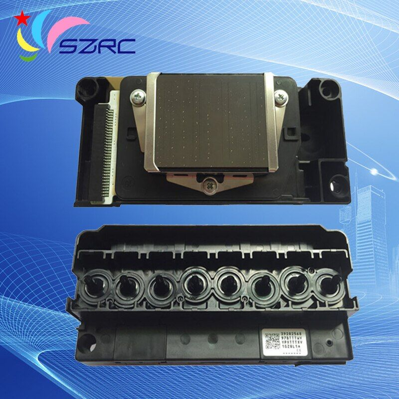 High Quality Original Print Head DX5 F152000 Printhead Compatible For EPSON R800 Water base Printer head unlocked