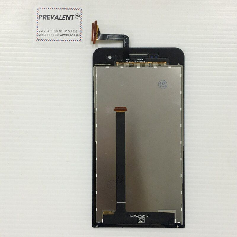 For Asus ZenFone 5 A500CG A500KL A501CG T00J Touch Screen Digitizer Sensor Glass + LCD Display Panel Monitor Assembly
