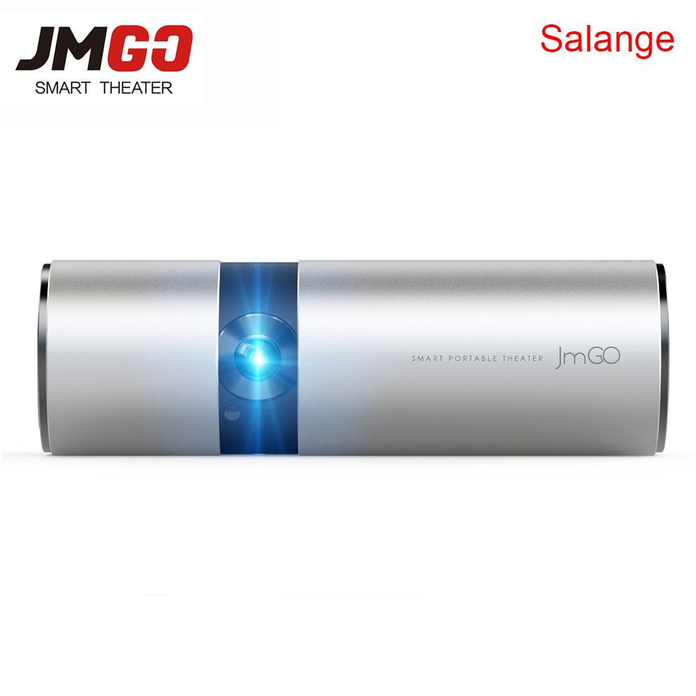 JmGO P2 View Smart Projector 3D Full HD 1080P Home Theater 180 inch Hi-Fi Bluetooth DLP Proyector Beamer Android WIFI