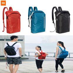 Xiaomi 90 Backpacks Fashion Multifunctional 20L Nylon Fabric Man Woman Backpack Travelling Bag Mini Sport Leisure camera Bag
