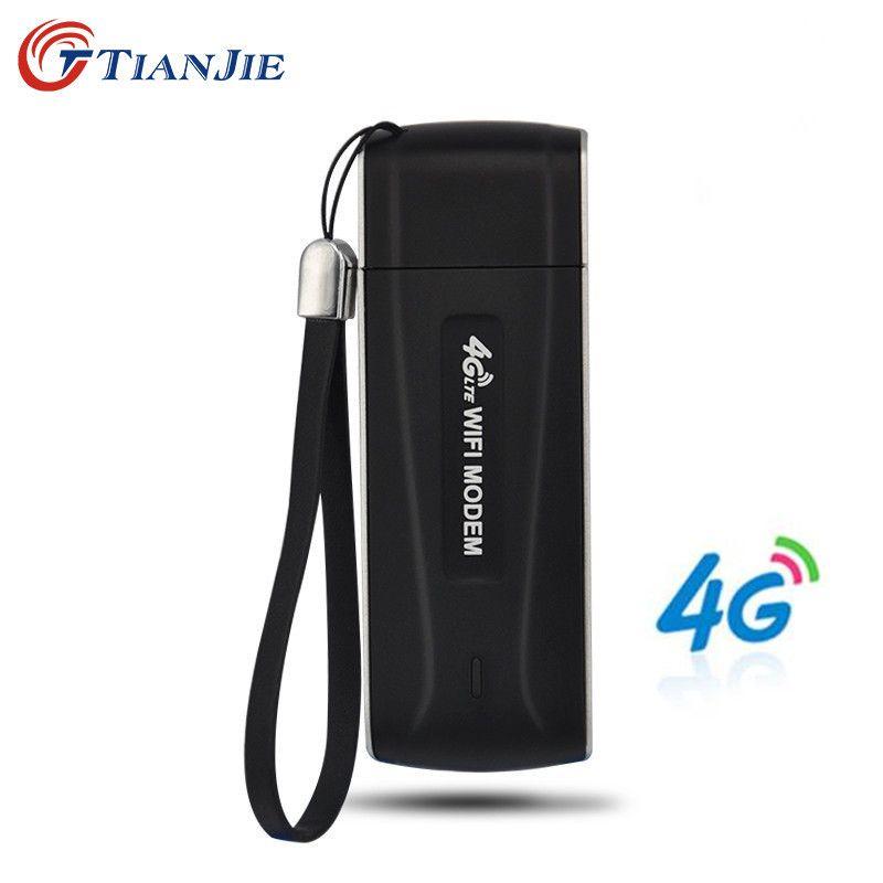 Routeur Wifi 4G USB débloqué point d'accès réseau de poche FDD LTE EVDO routeurs Wi-Fi Modem sans fil avec emplacement pour carte SIM