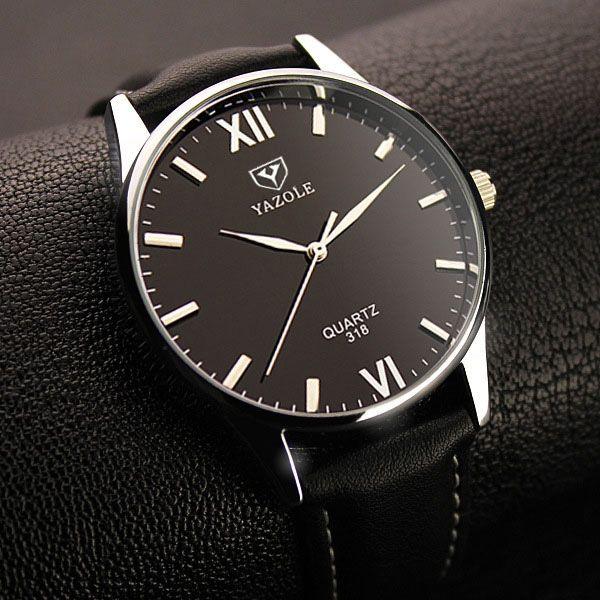 YAZOLE Wrist Watch Men 2017 Top Brand Luxury Famous Wristwatch Male Clock Quartz Watch Hodinky Quartz-watch Relogio Masculino