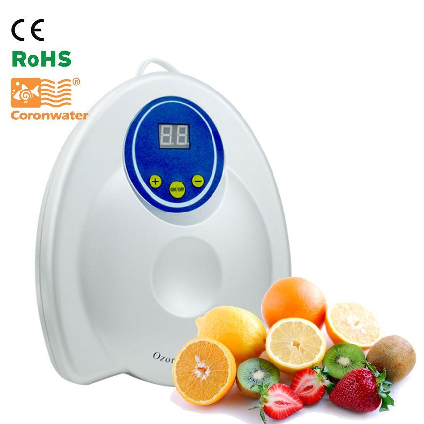 Coronwater Numérique Générateur D'ozone pour L'eau et La Stérilisation de L'air GL-3188