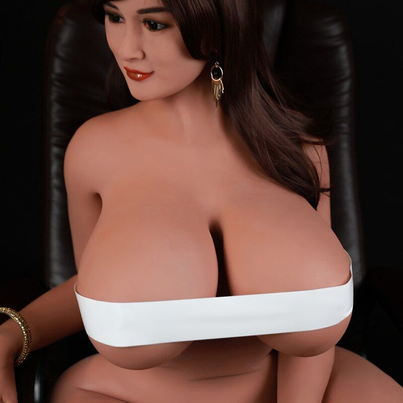 Cosdoll 168cm Full Body Big Breasts Huge Butt Female Silicone Sex Dolls For Men Oral Anal Vaginia Intercourse Love Companion