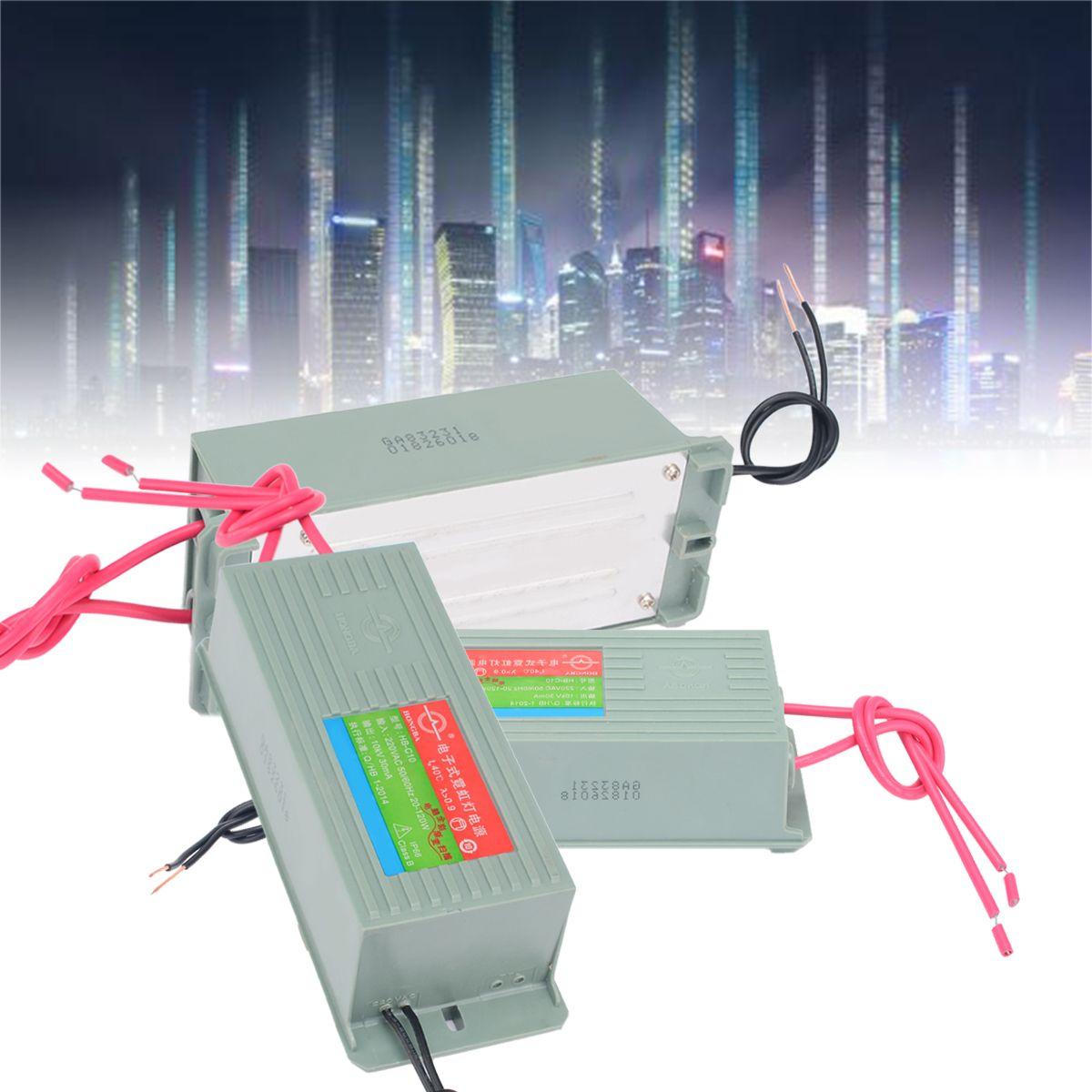 High Quality Neon Electronic Transformer Neon Power Supply Rectifier HB-C10 10KV 30mA 20-120W