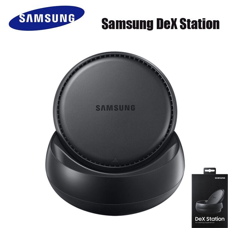 Original Samsung S8 S8+ Dex Station Charge via HMDI's +Transition Pocket PC LAN Desktop Experience