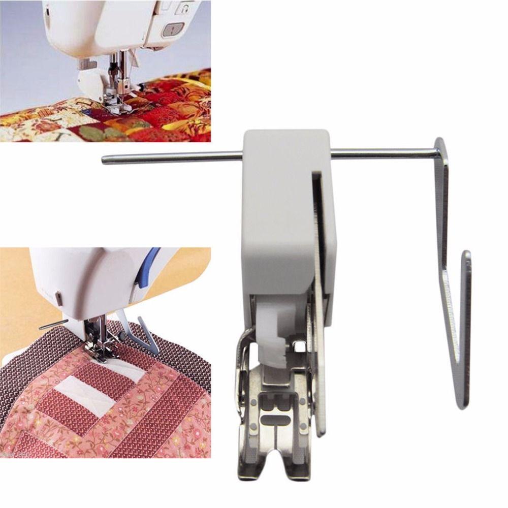 Marche Même Nourrir Piquer le Pied Presseur Pieds Pour Faible Shank Machine À Coudre Pour Arts Artisanat À Coudre Vêtements À Coudre Tissu