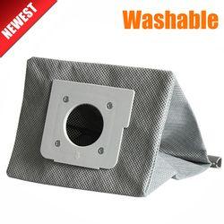 Новый моющиеся мешки для пылесоса hepa фильтр пыли чистящее средство для сумок сумки для LG V-743RH V-2800RH V-943HAR V-2800RH V-2810