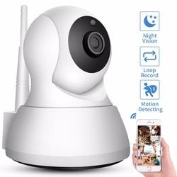 SDETER домашняя ip-камера безопасности Wi-Fi 1080 P 720 P Беспроводная сетевая камера кабель для камеры CCTV P2P ночного видения детский монитор