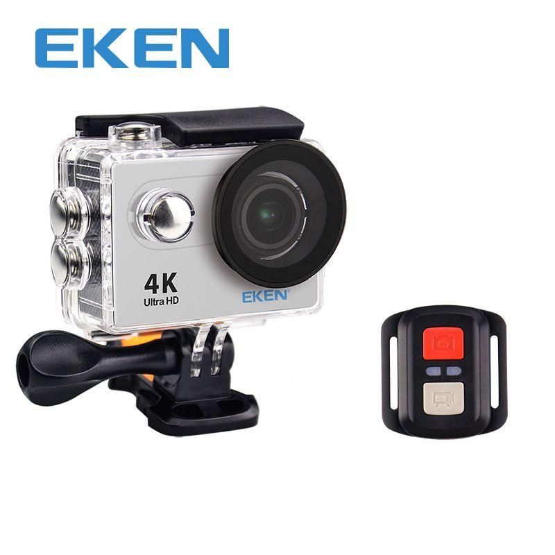 EKEN Original Ultra HD 4K 25FPS Wifi Action Camera 30M waterproof APP 1080p underwater go Helmet extreme pro sport cam