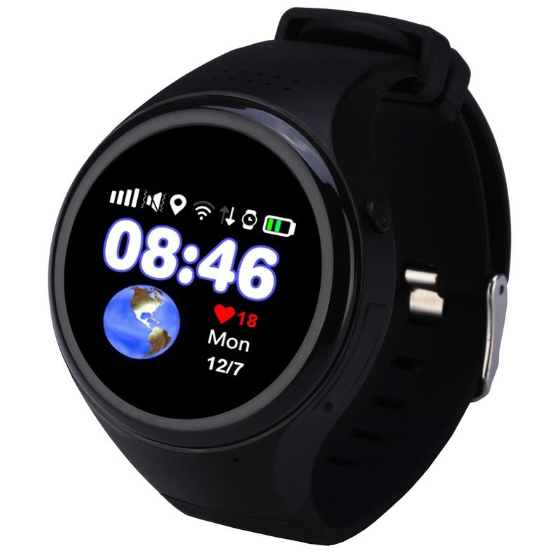 Kids Touch Screen GPS Smart Watch WIFI Positioning Children Old man phone SOS Baby Tracking Watch Anti Lost Tracker SIM Card
