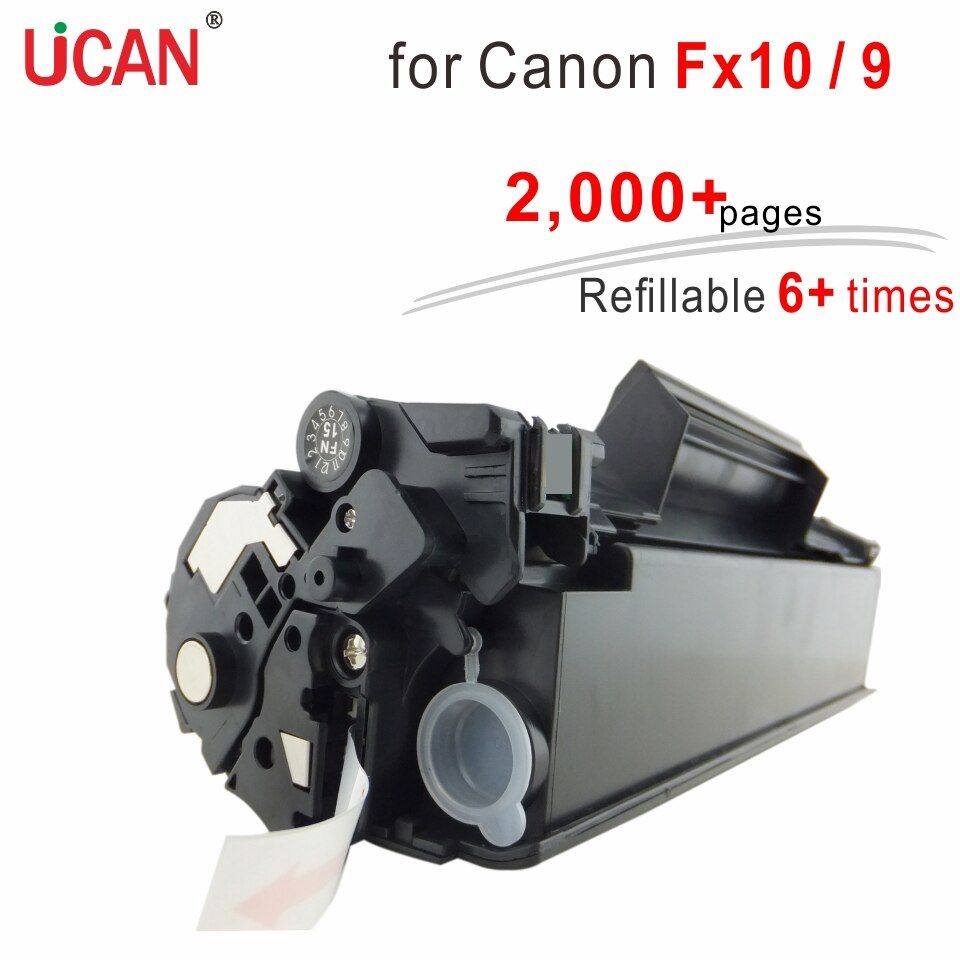 6 times FX 10 FX-10 Cartridge for Canon FX 4330 4350 MF4150 L100 120 140 160 MF 4010 4012 4120 4122 4270 4320 4322 4370 4680