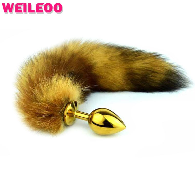 brown fairy erotic toy cat <font><b>tail</b></font> buttplug prostate massage adult sex toy for man gay woman anal plug fox <font><b>tail</b></font> butt plug <font><b>tail</b></font>