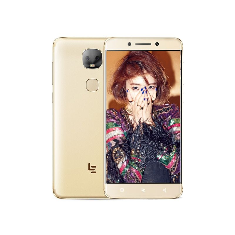 Letv Leeco Le Pro 3 X650 X651 Dual AI Mobile Phone Android 6.0 MTK6797X Deca Core 2.6GHz 5.5 4G+32GB/64G 13MP Dual Back Camera