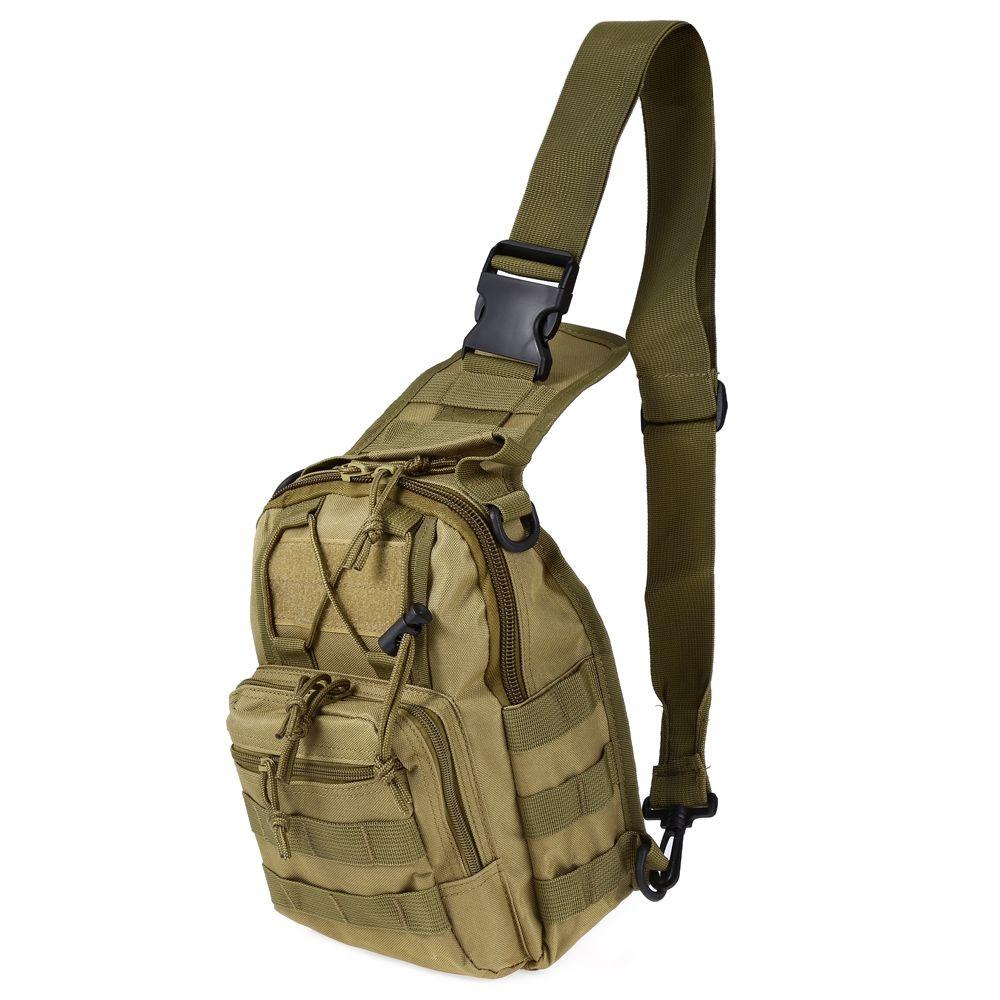 600D En Plein Air sac de sport D'épaule Militaire Camping sac de randonnée Sac À Dos Tactique Utilitaire Camping Voyage Randonnée Trekking Sacs