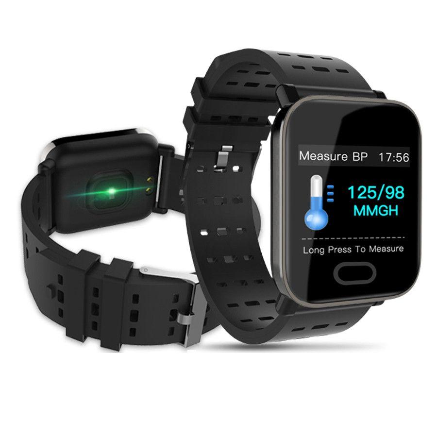 Reloj inteligente bluetooth bip smartwatch hombre relogio relojes digital Heart rate monitoring smart watch message display Q9