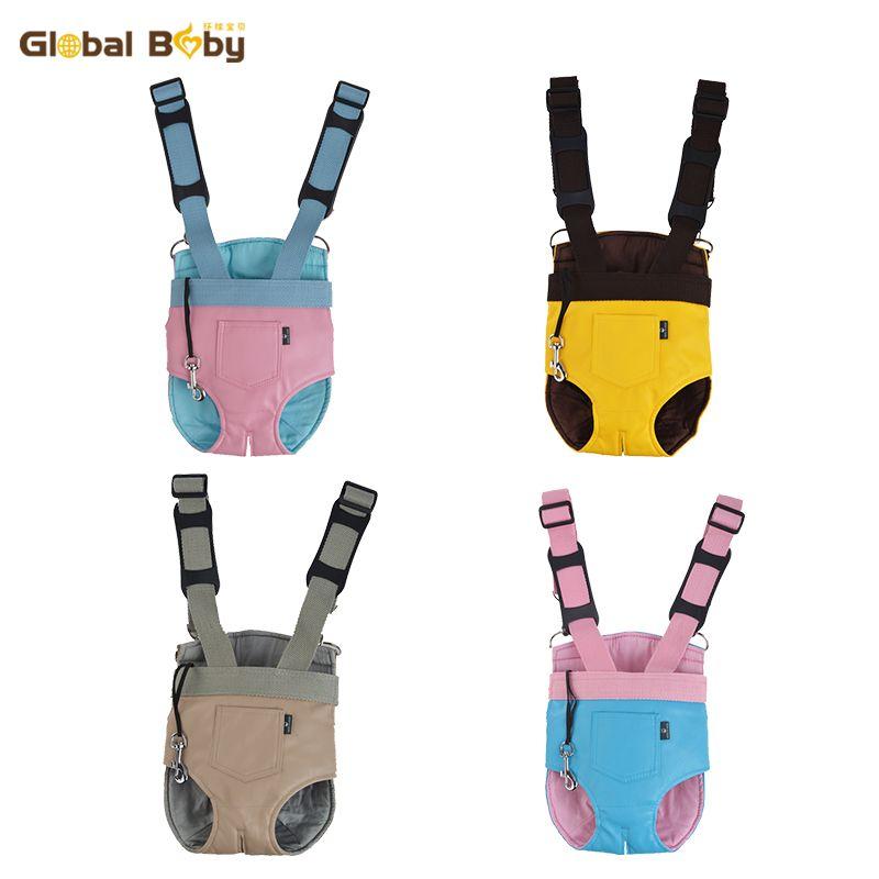 Haute qualité marque kangourou mère Styles en cuir souple chien sac à dos Pet transporteurs sac