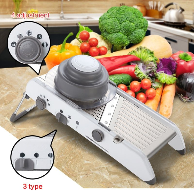 LEKOCH Manual Vegetable Cutter Mandoline Slicer Onion Grater Julienne Potato Cutter Fruit Vegetable Tools Kitchen Accessories