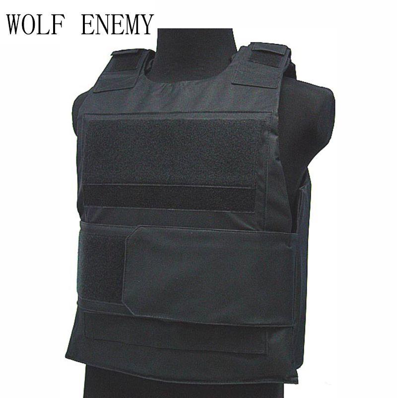 WOLF FEIND Sport Weste Unten Körper Rüstung Platte Taktische Träger Weste CB Camo Woodland Beste Preis Jagd Weste
