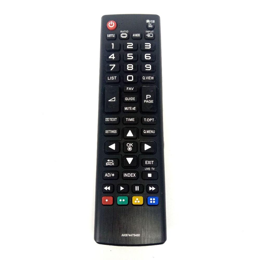 NOUVELLE télécommande D'origine pour LG AKB74475480 Remplacer La AKB73715603 AKB73715679 AKB73715622 LED TV Fernbedienung