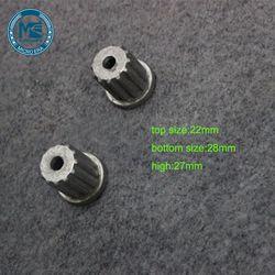 Asli new Top Beban Roda Pulsator Inti dalam 11 gigi luar 12 gigi untuk lg mesin cuci