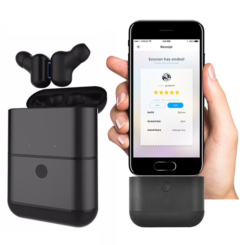 Showkoo X2 TWS Bluetooth 5,0 Headset IPX5 Wasserdichte Sport Bluetooth Kopfhörer Für Xiao mi mi 8 mi 6 Rot mi note 5 5 Pro Kopfhörer