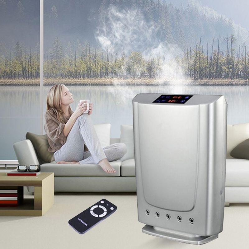 Air Purifier Ozone Plasma ionizer Air Purification for Home/Office Smoke Dust removal And Water Sterilization Health Air