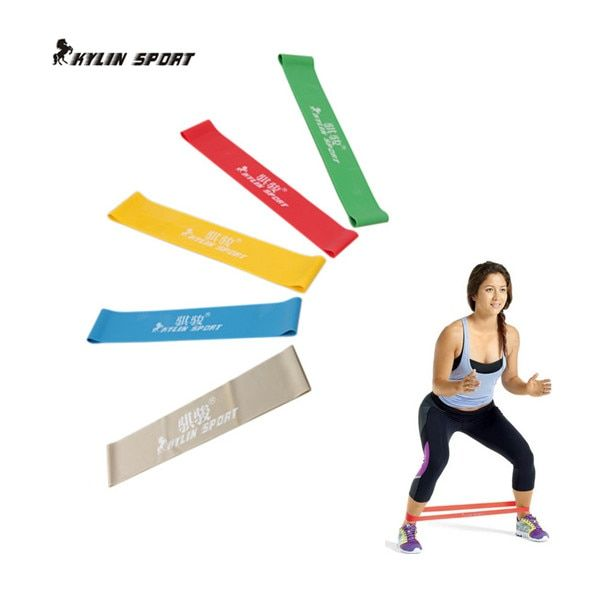 Nuevos cinco colores disponibles pull up ayudar bandas crossfit ejercicio body fitness tobillo resistencia de bucle band para envío gratuito