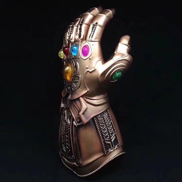 Thanos Infinity gantelet Avengers Infinity guerre gants super-héros Thanos figurine d'action PVC nouvelle Collection figurines jouets Collection