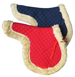 British endurance saddle pad, long distance wild Khan cushion, thickened saddle saddle equestrian supplies