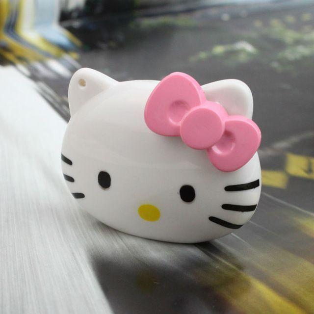 Nette Garfield Verkauf Mini Mp3-player Sport einen Tragbaren Musik-player, Tf-einbauschlitz (MP3 nur) Können Sie ein USB-Stick