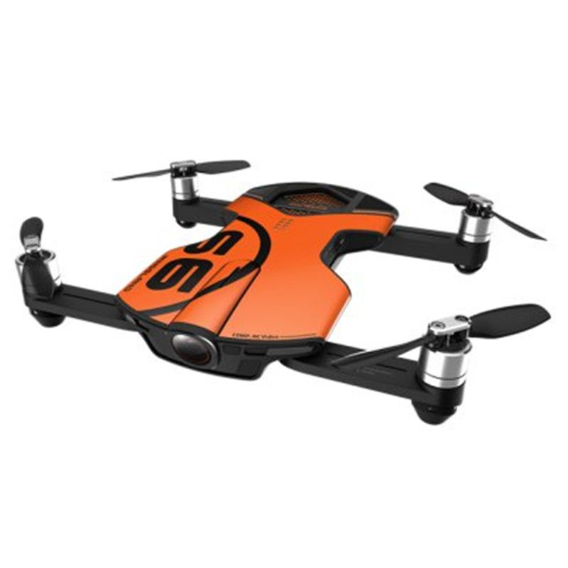 New Arrival Wingsland S6 For Pocket Selfie Drone WiFi FPV With 4K UHD Camera Comprehensive Obstacle Avoidance