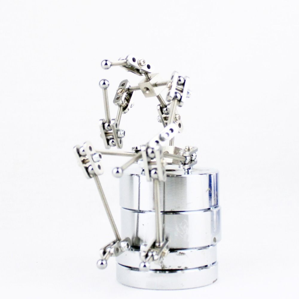 DIY kit studio armature pas-Prêt-fait en métal armature pour stop motion marionnette avec certains différents types de hauteur
