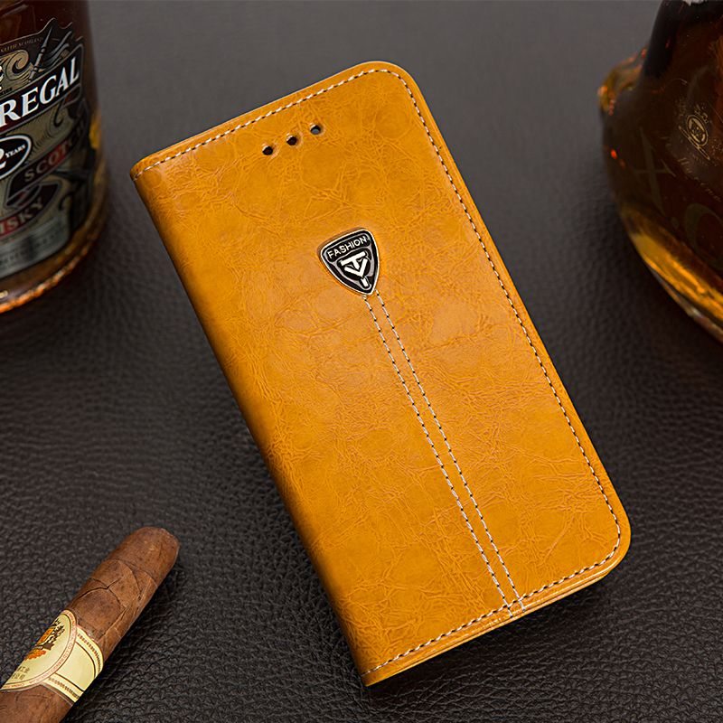 KISSCASE Flip Case For iPhone XS Max XR X 8 7 6S 6 Plus 5S Leather Card Slot Phone Cases For Samsung Galaxy S8 S9 Plus Note 8 9