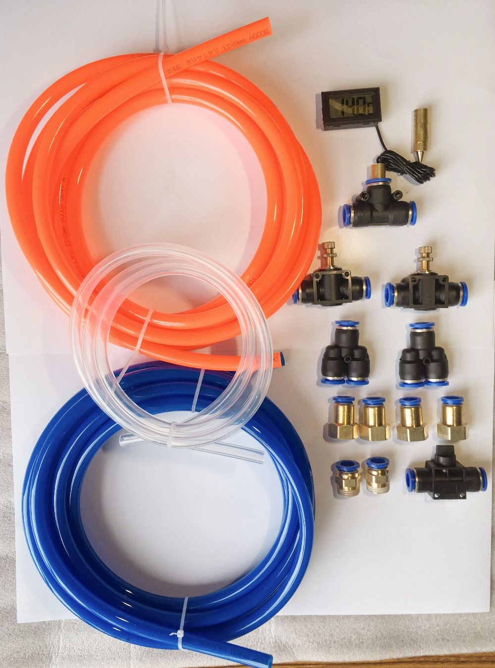 Kit for water cooling system  Set 1