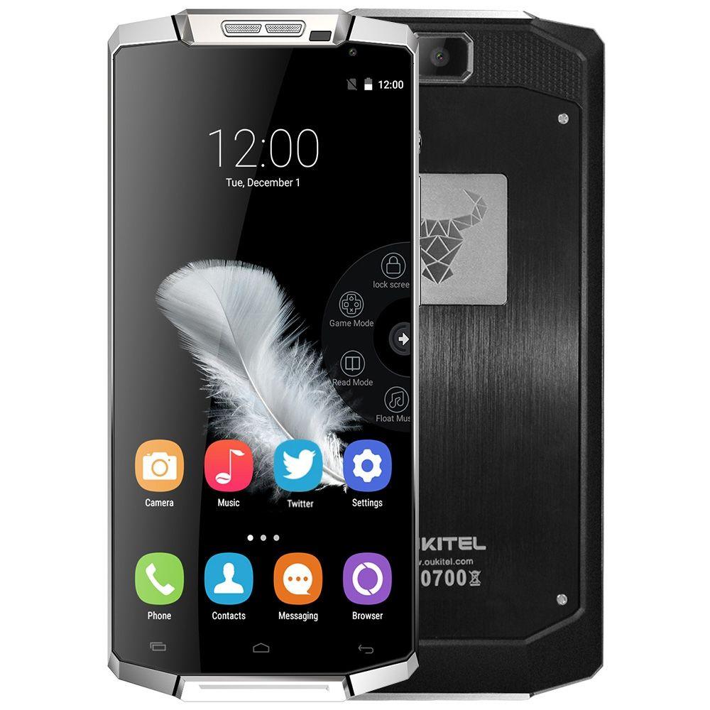 10000mAh OUKITEL K10000 5.5 inch Android 5.1 Smartphone HD IPS Screen MTK6735 64bit Quad Core 2GB RAM 16GB ROM 13MP Camera